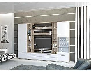 Купить гостиную ЭТО мебель Лейла Комплектация 2