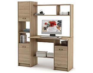 Купить стол ВМФ Август-1 компьютерный