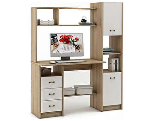 Купить стол ВМФ Август-4 компьютерный