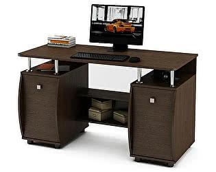 Купить стол ВМФ Карбон-1 компьютерный