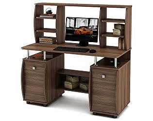 Купить стол ВМФ Карбон-5 компьютерный