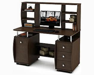 Купить стол ВМФ Карбон-6 компьютерный