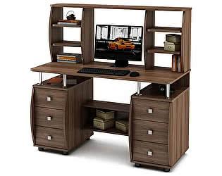 Купить стол ВМФ Карбон-8 компьютерный