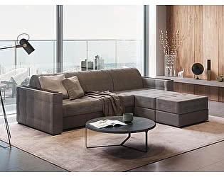 Купить диван Орма-мебель Ergonomic dream (угловой с пуфом)