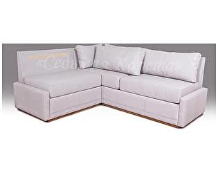 Купить диван Седьмая карета Турин (1 подушка) 159х136 кухонный угловой