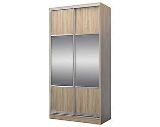 Купить шкаф СтолЛайн Байкал-2 СТЛ.268.01 с зеркалом