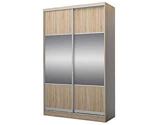 Купить шкаф СтолЛайн Байкал-2 СТЛ.268.02 с зеркалом