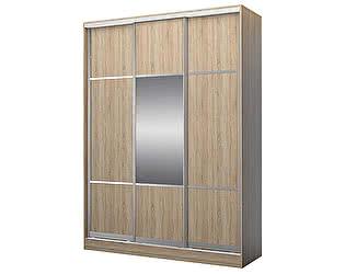 Купить шкаф СтолЛайн Байкал-2 СТЛ.268.03 с зеркалом