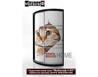 Купить шкаф Мебелеф Мебелеф-1 с фотопечатью