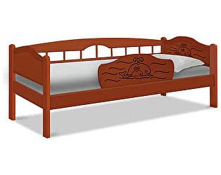Купить кровать ВМК-Шале Китенок