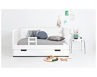 Купить кровать Фанки Кидз низкая Домик Сказка ДС-10/2 без ящика (цветная/без фотопечати)