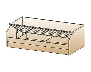 Купить кровать Лером КР-118 (120х190)