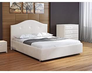 Купить кровать Орма-мебель Veda 7 цвета люкс и ткань