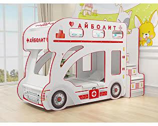 Купить кровать FRF  Автобус-Айболит
