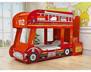 Купить кровать FRF  Автобус-Пожарная машина