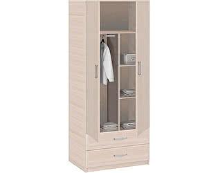 Купить шкаф Боровичи-мебель 2-дверный Эко, арт. 5.19 Эко