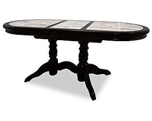 Купить стол ВМК-Шале Грэксон-2 овальный