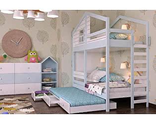 Купить кровать KidVillage Финляндия-5