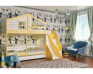 Купить кровать KidVillage Финляндия-6