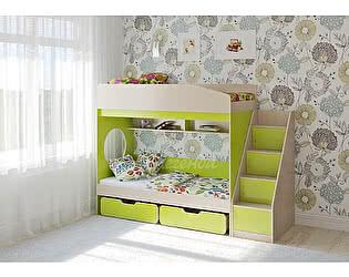 Купить кровать Легенда 10.3 двухъярусная