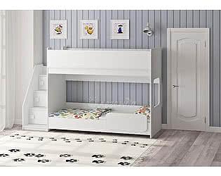 Купить кровать Легенда 43.4.1 двухъярусная