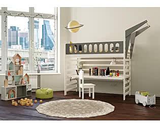 Купить кровать Domus Mia Loft Beta детская