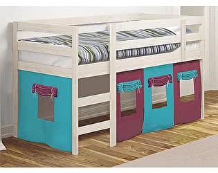 Купить кровать Боровичи-мебель Массив новая детская