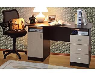 Купить стол Олимп-Мебель Меркурий 2-х тумбовый