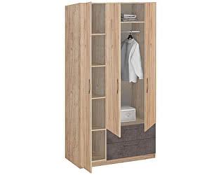 Купить шкаф Боровичи-мебель Лофт 3-х дверный 19.31