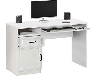 Купить стол Боровичи-мебель Классика компьютерный с тумбой, арт. 7.65