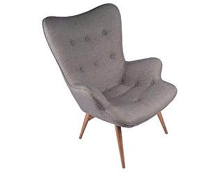 Купить кресло Bradexhome Contour, серый