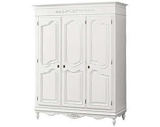 Купить шкаф La Neige Снежный Прованс трехстворчатый LN15