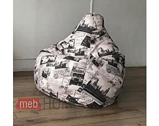 Купить кресло Dreambag Груша 2XL, жаккард 4 кат