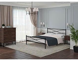 Купить кровать Орма-мебель Страйп