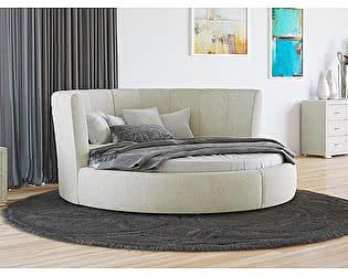 Купить кровать Орма-мебель Luna (цвета люкс и ткань)
