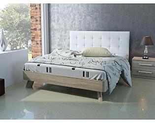 Купить кровать Корвет №69 (каркас) МК 44 (ель)