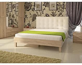 Купить кровать Корвет №93.01 (каркас) МК 44 (ель)