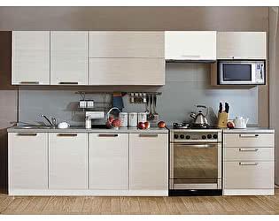 Купить кухню Боровичи-мебель Трапеза Престиж 2200 (II категория) со шкафом под микроволновую печь