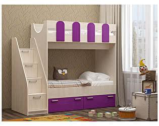 Купить кровать Регион 58 Бемби-11 двухярусная