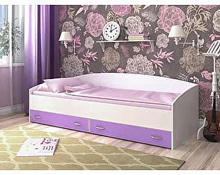 Купить кровать Ярофф с выкатными ящиками