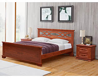 Купить кровать Орма-мебель Nika М