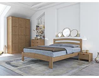Купить кровать Орма-мебель Веста 2-М-R