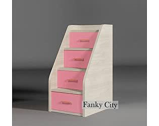 Купить лестницу Фанки Кидз Лестница Сити, ФС-10