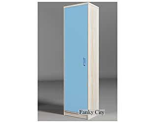 Купить шкаф Фанки Кидз с одной дверью Фанки Сити, ФС-05