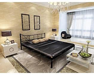 Купить кровать Стиллмет Лилия (основание ламели)