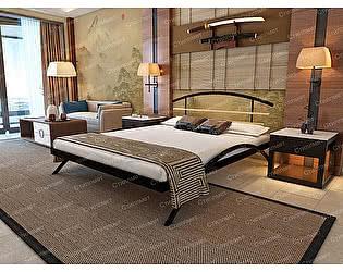 Купить кровать Стиллмет Сакура (основание ламели)