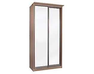 Купить шкаф Орма-мебель Элит 2х дверный купе с 2 зеркальными дверями