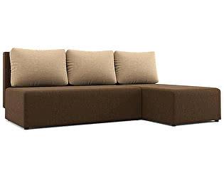 Купить диван СтолЛайн Комо бежево-коричневый