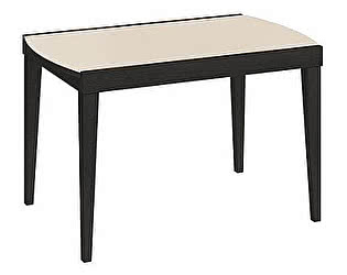 Купить стол ТриЯ Танго Т2 раздвижной со стеклом, арт. С-362