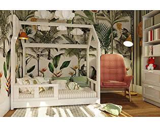 Купить кровать KidVillage Юта-1